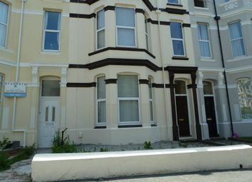 Thumbnail 4 bed flat to rent in Lipson Road, Lipson, Plymouth