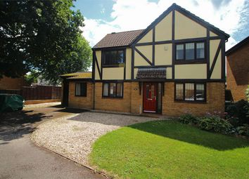 Thumbnail 4 bed detached house for sale in Homefield, Yate, South Gloucestershire
