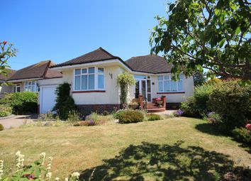 Thumbnail 2 bed detached bungalow for sale in Hollingbury Gardens, Findon Valley, Worthing