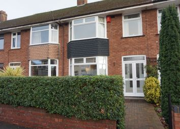 Thumbnail 3 bed terraced house for sale in Nibley Road, Shirehampton