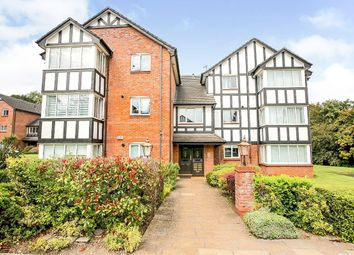 Thumbnail 2 bed flat for sale in South View Gardens, Schools Hill, Cheadle, Greater Manchester