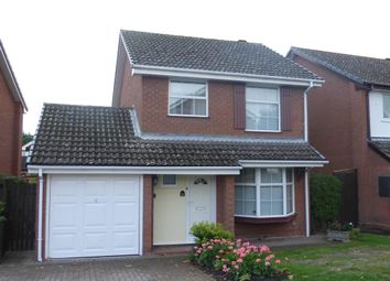 Thumbnail 3 bed detached house to rent in Copsewood Drive, Hampton Dene, Hereford