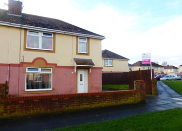 Thumbnail 3 bed semi-detached house for sale in Kipling Road, Hartlepool