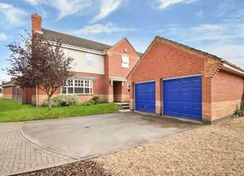 Thumbnail 4 bed detached house for sale in Holt Coppice, Bratton, Telford