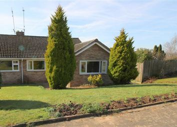 Thumbnail 3 bed bungalow for sale in Hillcrest Road, Wyesham, Monmouth
