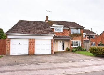 Thumbnail 5 bed detached house for sale in Aughton, Collingbourne Kingston