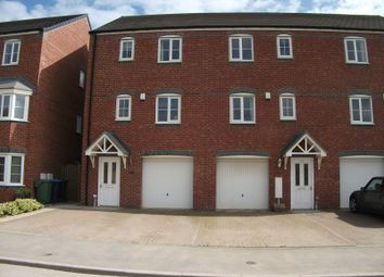 Thumbnail 3 bedroom town house to rent in Oval View, Scholars Rise, Middlesbrough