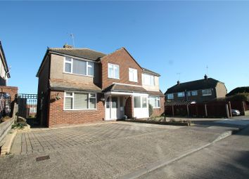 Thumbnail 3 bedroom semi-detached house for sale in Darenth Drive, Chalk, Kent