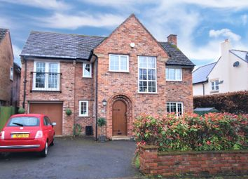 4 bed detached house for sale in Meadow Way, Wilmslow SK9