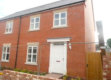 Thumbnail 3 bed semi-detached house to rent in Moffatt Terrace, Wellingborough