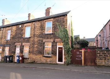 Thumbnail 2 bedroom end terrace house for sale in Crookes Street, Barnsley, South Yorkshire