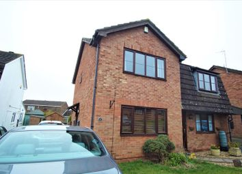 Thumbnail 2 bed semi-detached house to rent in Riverside Close, Shirehampton, Bristol