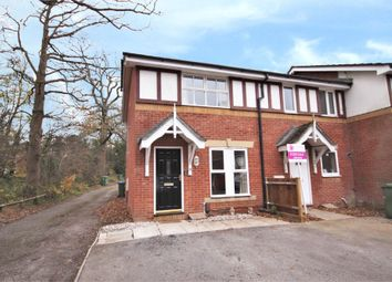 Thumbnail 3 bed semi-detached house for sale in Wells Close, Whiteley