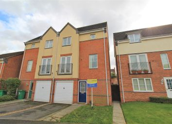 Thumbnail 3 bed semi-detached house for sale in Stanhope Avenue, Carrington Point, Nottingham