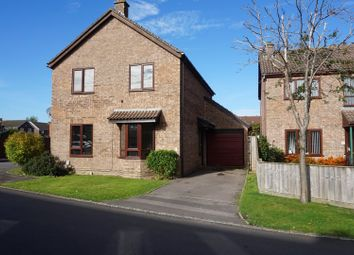 Thumbnail 4 bed detached house for sale in Moresby Close, Swindon