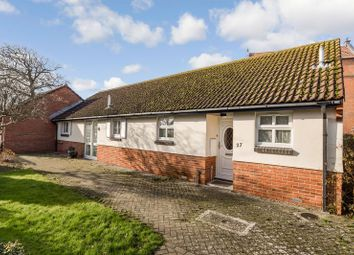 Thumbnail 1 bed bungalow for sale in Monks Way, Burnham-On-Sea