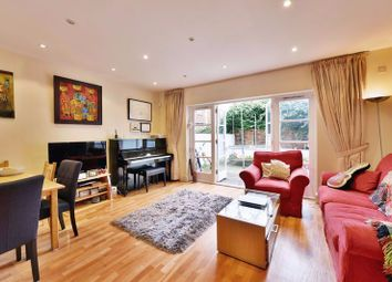 Thumbnail 3 bedroom terraced house to rent in Heath Villas, Finchley Road, Hampstead