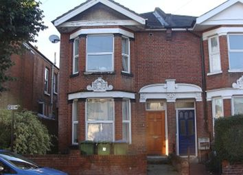 Thumbnail 3 bedroom flat to rent in Kenilworth Road, Southampton