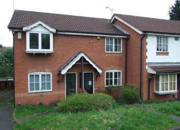 Thumbnail 2 bed terraced house for sale in Pendle Crescent, Nottingham, Nottinghamshire