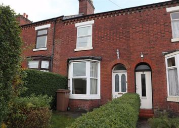 Thumbnail 3 bed terraced house to rent in Cromwell Terrace, Leek, Leek
