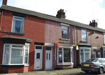 Thumbnail 2 bedroom terraced house to rent in West View, Redcar