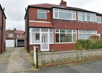 Thumbnail 3 bedroom semi-detached house to rent in Beverley Road, Offerton, Stockport