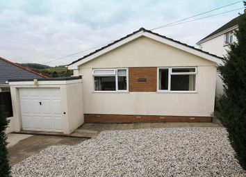 Thumbnail 3 bed detached bungalow for sale in Avenue Road, Kingskerswell, Newton Abbot