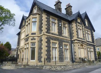 Thumbnail 2 bed flat to rent in Savile Park Road, Halifax