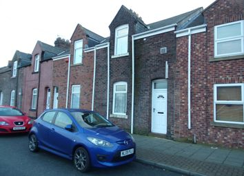 Thumbnail 2 bedroom terraced house for sale in Southwick Road, Southwick, Sunderland