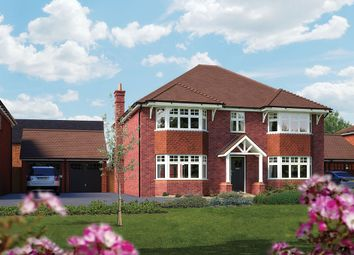 "Thumbnail 5 bed detached house for sale in ""The Ascot"" at Ashlawn Road, Rugby"