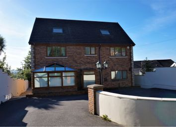 Thumbnail 5 bed detached house for sale in Tanygraig Road, Llanelli