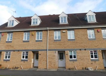 Thumbnail 3 bed town house for sale in Kings Walk, Mansfield