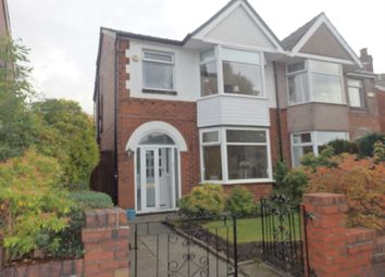 Thumbnail 3 bed semi-detached house for sale in Graythwaite Road, Bolton