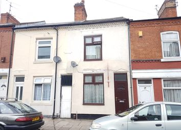 Thumbnail 3 bedroom terraced house for sale in Cecil Road, Highfields, Leicester