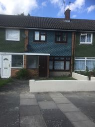 Thumbnail 3 bed terraced house to rent in Shepherds Close, Romford