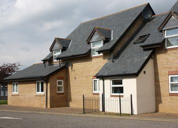 Thumbnail 3 bedroom maisonette for sale in Mcintyre Court, Peterborough