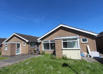 Thumbnail 3 bedroom property for sale in Frome Avenue, Oadby, Leicester