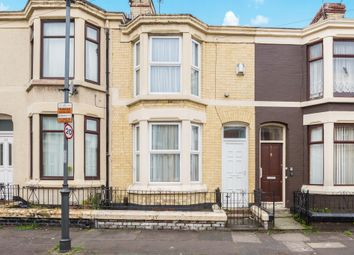 Thumbnail 2 bedroom terraced house for sale in Saxony Road, Kensington, Liverpool