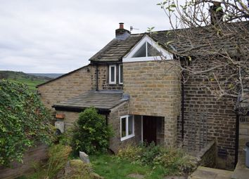 Thumbnail 2 bed end terrace house to rent in Cliff Road, Holmfirth