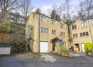 Thumbnail 4 bed detached house for sale in Spring Bank, Luddenden, Halifax