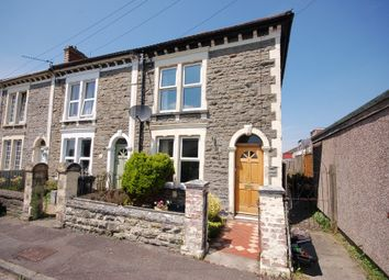 Thumbnail 2 bed end terrace house for sale in Rodney Avenue, Bristol