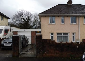 Thumbnail 3 bed semi-detached house for sale in Heol Y Mynydd, Sarn, Bridgend