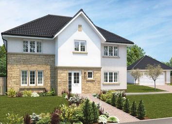 "Thumbnail 4 bed detached house for sale in ""The Elliott"" at Hillview Gardens, Nivensknowe Park, Loanhead"