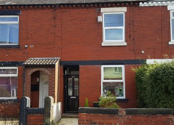Thumbnail 2 bed terraced house to rent in Moss Lane, Swinton, Manchester