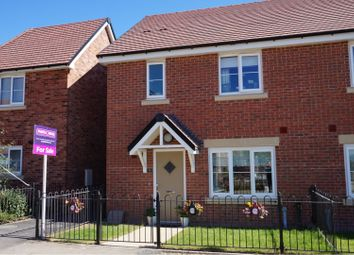 Thumbnail 3 bed semi-detached house for sale in Hollands Drive, Oswestry