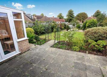 Thumbnail 2 bedroom detached bungalow for sale in Latham Avenue, Orton Longueville, Peterborough
