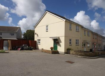 Thumbnail 3 bed end terrace house for sale in St. Columb Road, St. Columb, Cornwall
