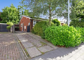 Thumbnail 2 bedroom semi-detached bungalow for sale in Dylan Road, Longton, Stoke-On-Trent