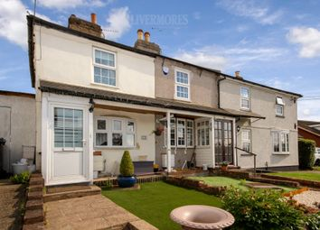 Thumbnail 2 bed end terrace house for sale in Broad Lane, Wilmington, Dartford, Kent