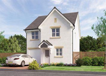 """Thumbnail 4 bed detached house for sale in """"Blair"""" at Stevenston Street, New Stevenston, Motherwell"""